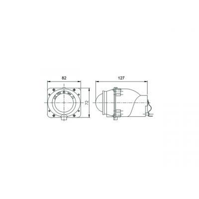 Éclairage Poly-ellipsoidal Ampoule S3