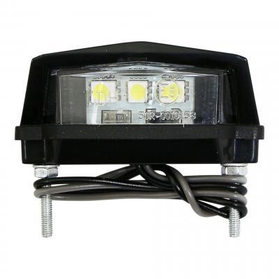 Éclaireur de plaque Replay 3 LED