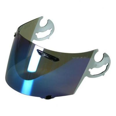 Écran Arai SAI iridium bleu RX7 GP/Axcess II