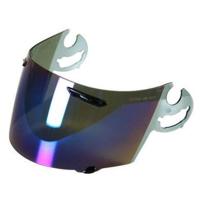 Écran Arai SAI iridium violet RX7 GP/Axcess II