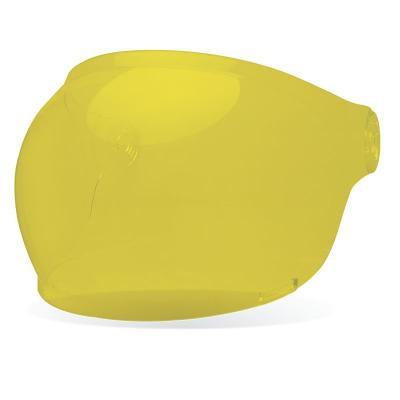 Ecran Bell Bubble pour Bullitt - jaune - fermeture noire