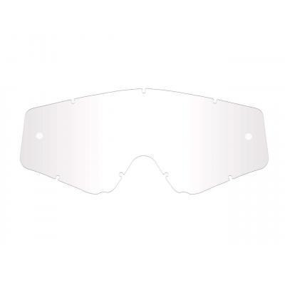 Écran de rechange clair anti-buée pour masque SPY Omen