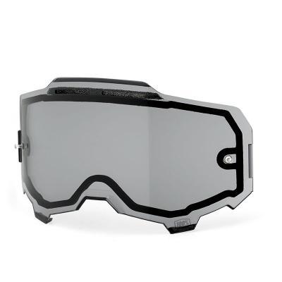 Écran double ventilé 100% pour masque Armega fumé