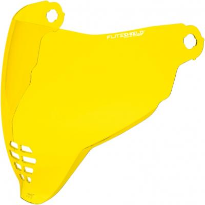 Écran Icon pour casque Airflite jaune