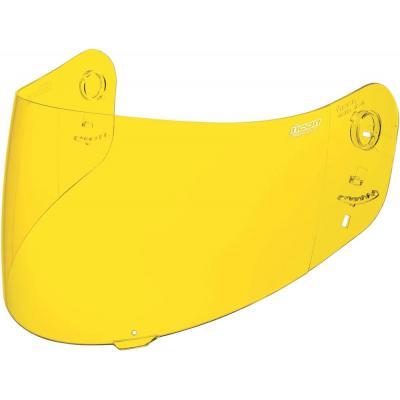 Ecran Icon Pro Shield Airframe/Alliance/Alliance GT jaune antibuée