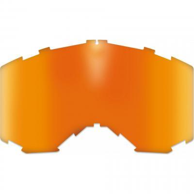 Écran injecté AKA orange