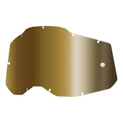 Écran masque cross 100% RC2/AC2/ST2 Iridium bronze