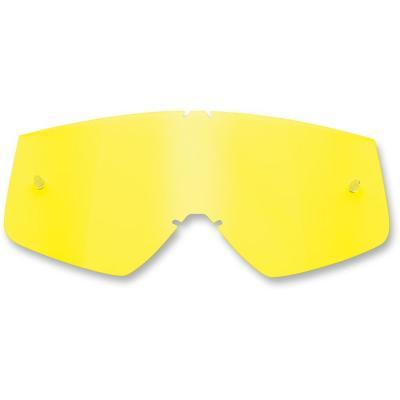 Ecran masque cross Thor SNIPER/CONQUER jaune