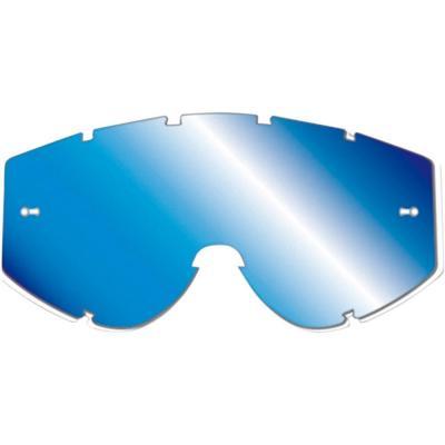 Écran miroir Progrip 3346 pour masque Vista bleu