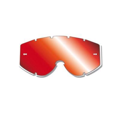 Écran miroir Progrip 3348 pour masque Vista rouge