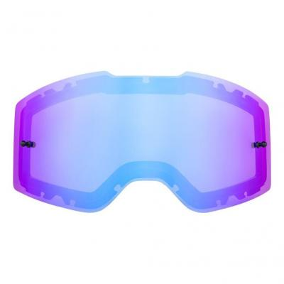 Écran O'neal pour masque cross B20 et B30 iridium bleu