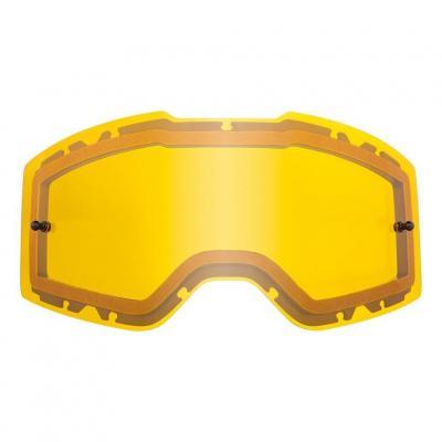 Écran O'neal pour masque cross B20 et B30 jaune