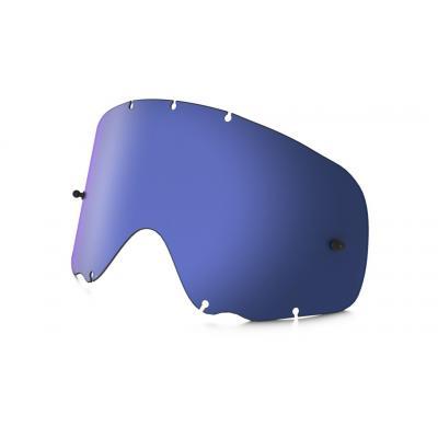 Écran Oakley Lexan pour masque Crowbar Ice iridium