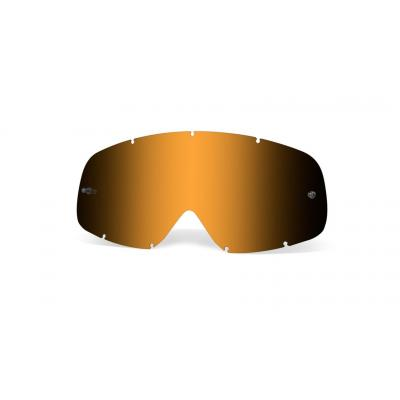 Écran Oakley pour masque O Frame noir iridium