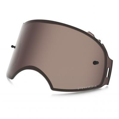 Écran Oakley Prizm pour masque Airbrake noir iridium
