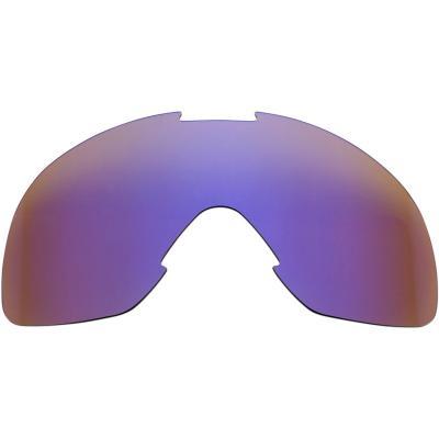 Écran pour masque Biltwell Overland violet/marron