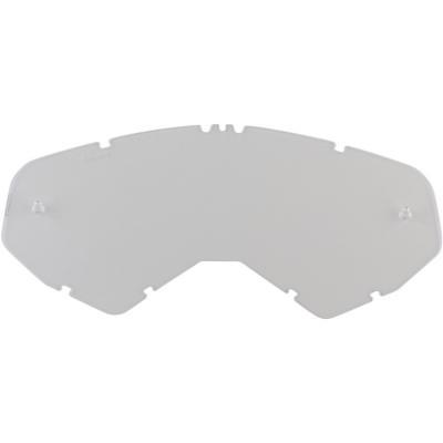 Écran pour masque cross Moose Racing XCR clair