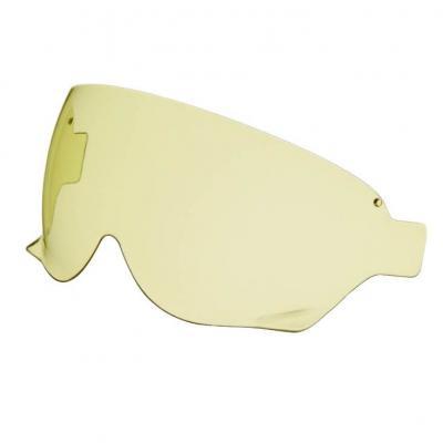 Écran Shoei CJ-3 pour casque J.O jaune haute définition