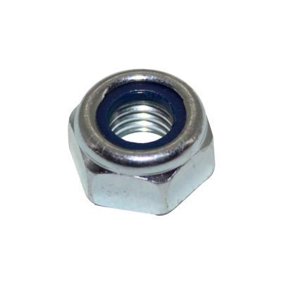 Écrou Algi 6 pans nylstop diamètre 10 - boite de 100