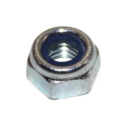 Écrou Algi 6 pans nylstop diamètre 6 - boite de 100