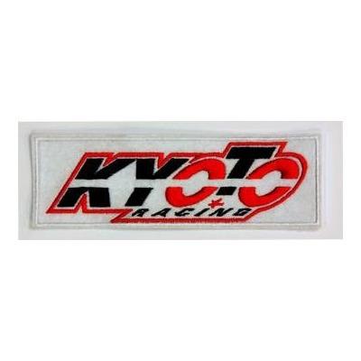 Écusson Kyoto badge à coudre Kyoto Racing