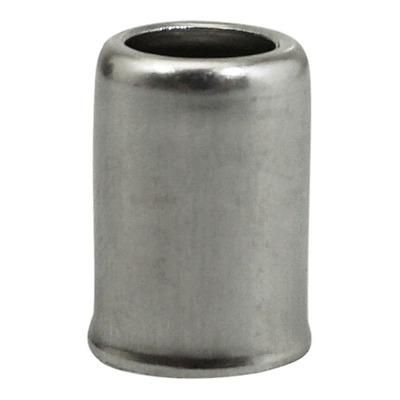 Embout de durite acier inoxydable 17x11,8x11/7,5mm