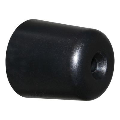 Embout de guidon noir 673339 Piaggio 125-350 X10 12- / Beverly 10- / Gilera 500 Fuoco 07-