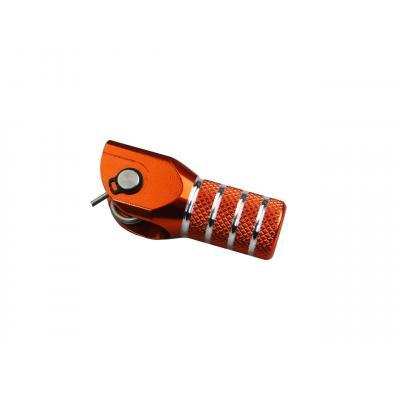 Embout de remplacement anodisé orange pour sélecteur de vitesse Scar