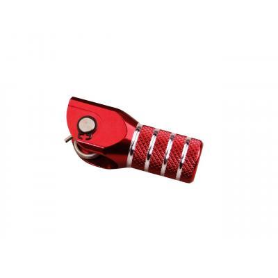 Embout de remplacement anodisé rouge pour sélecteur de vitesse Scar