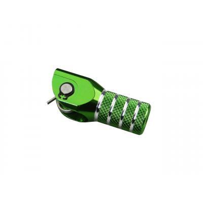 Embout de remplacement anodisé vert pour sélecteur de vitesse Scar