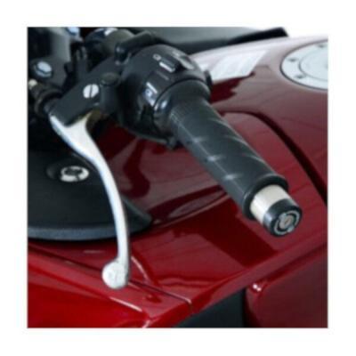 Embouts de guidon R&G Racing noir Honda NC 750 X 14-18
