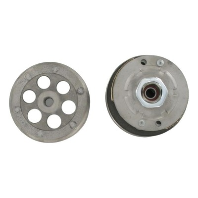 Embrayage complet Ø 105mm pour MBK Booster / Stunt / Yamaha / BW'S