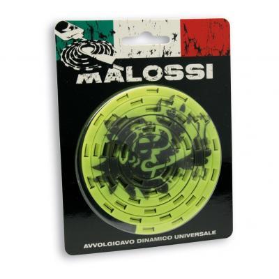 Enrouleur de câble Malossi Jaune