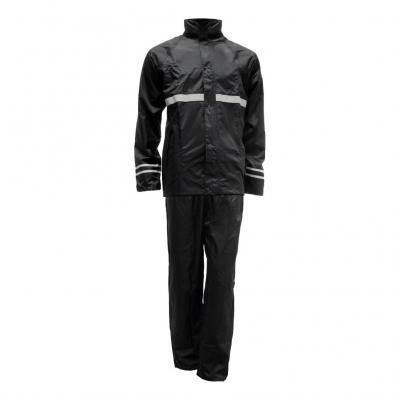 Ensemble de pluie S-Line Veste et pantalon noir