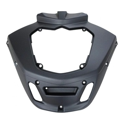 Entourage gris de radiateur sur face avant 2B000693000EZ pour Piaggio 300-500 Mp3 14-
