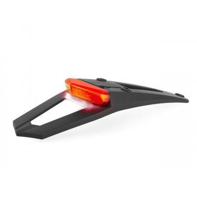 Extension de garde-boue arrière Polisport RSP LED 3.0 noir