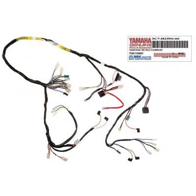 Faisceau électrique complet Stunt > 2005 (3C7H259000)