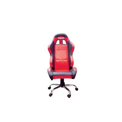 Fauteuil de bureau Ducati noir / rouge