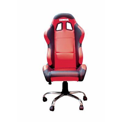 Fauteuil de bureau Honda noir / rouge