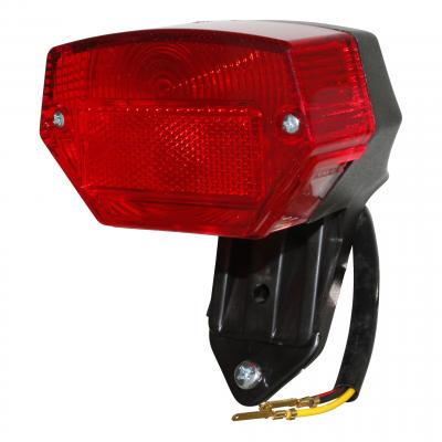 Feu arrière 1Tek Origine rouge Puch Maxi/Kreidler Florett