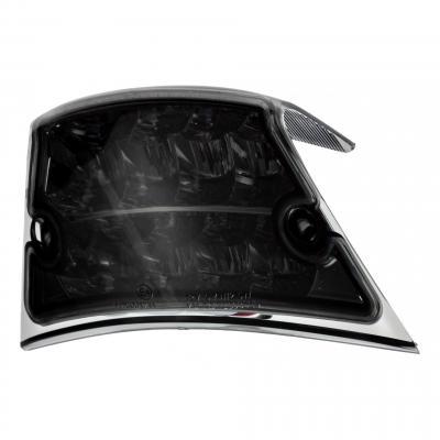 Feu arrière à LEDS chrome fumé Piaggio Zip 00-