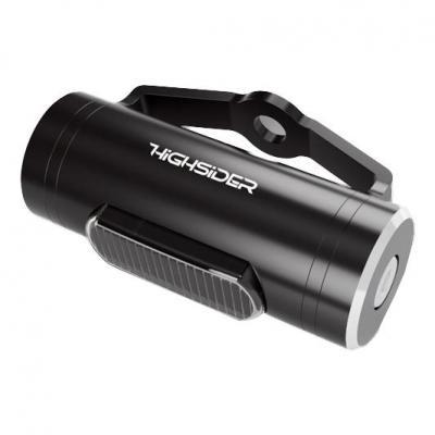 Feu arrière Highsider Cornero T1 LED lentille fumé