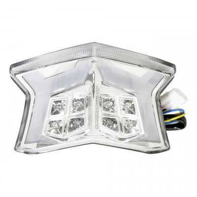 Feu arrière LED Avoc avec clignotants Kawasaki 900 Z 17-
