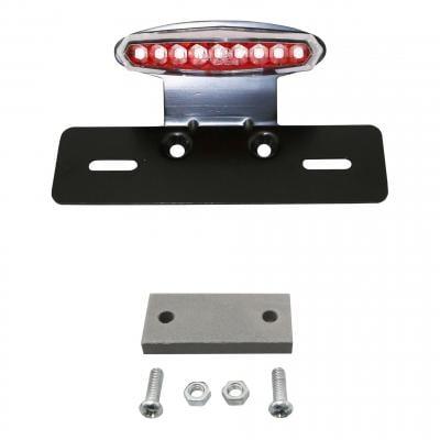 Feu arrière LED Replay avec support de plaque