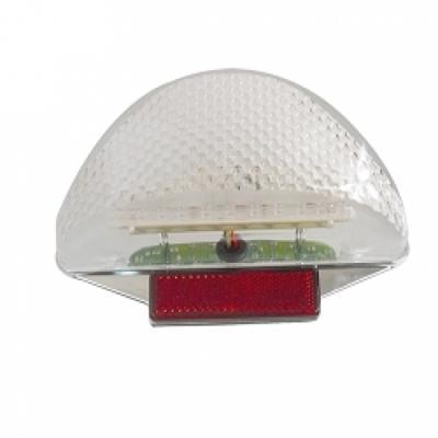 Feu arrière scoot lexus Nitro/Aerox avec éclairage plaque