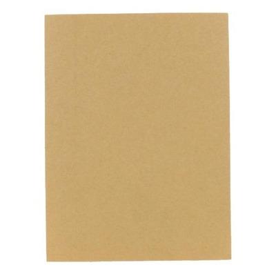 Feuille de joint papier huilé indéchirable Brazoline épaisseur 0,50mm 200x150mm