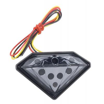 Feux arrière T4 Tune LED forme diamant