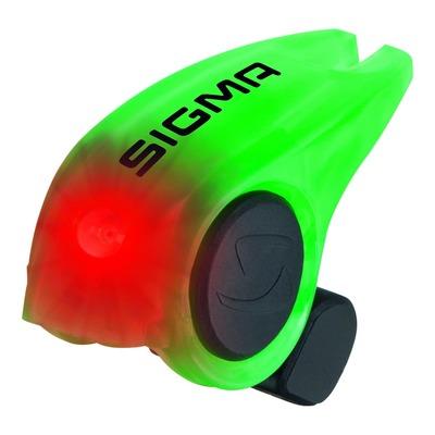 Feux stop Sigma Brakelight Led vert (à pile)