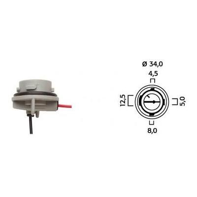 Fiche ampoule Flosser type BAU15S