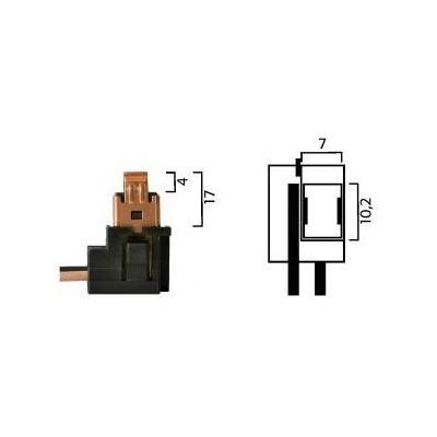 Fiche ampoule Flosser type H1 avec culot